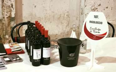 Siamo al Food&Wine in progress di Firenze